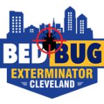 Bed Bug Exterminator Cleveland Logo